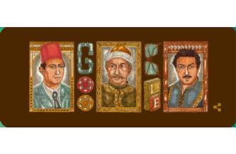 جوجل يحتفي بنور الشريف في ذكرى ميلاده