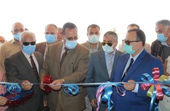 افتتاح إدارة تموين مركز نخل بتكلفة ٣ ملايين جنيه ضمن احتفالات عيد تحرير سيناء