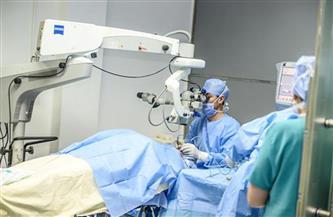 عمليات عيون للمرضى غير القادرين في أسيوط
