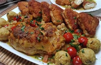 أطباق رمضان.. طريقة عمل الكفتة البانيه