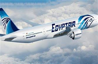 مصر للطيران تسير اليوم 47 رحلة جوية داخلية وخارجية لنقل 2950 راكبا