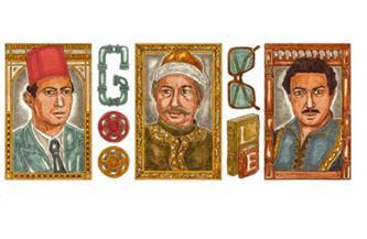 """""""جوجل"""" يحتفل بذكرى ميلاد الفنان الراحل """"نور الشريف"""""""