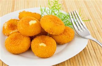 أسهل طريقة لعمل البطاطس الكروكيت على سفرة رمضان