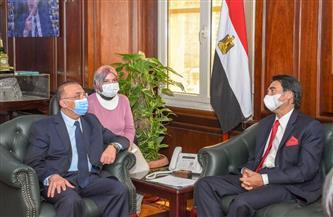 محافظ الإسكندرية يستقبل سفير إندونيسيا لبحث سبل تعزيز التعاون بين الجانبين | صور