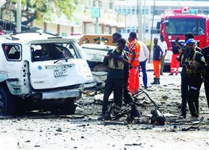 البرلمان العربي يدين التفجير الإرهابي في الصومال