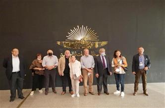 المتحف القومي للحضارة يواصل استقبال الزائرين عقب افتتاح قاعة المومياوات الملكية