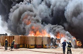 مقتل 7 أشخاص إثر اندلاع حريق في شاحنات نقل وقود بكابول
