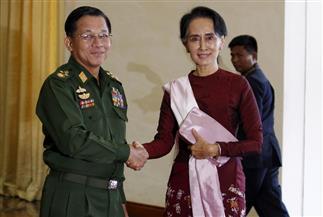 الجيش البورمي يشنّ غارات جوية جديدة على فصيل متمرد