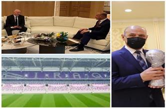 وزير الشباب والرياضة العراقي: فيفا والآسيوي والخليجي تبنوارفع الحظر عن ملاعبنا