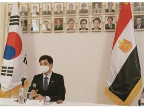 السفير الكوري: كوريا الجنوبية تبذل جهودًا كبرى لدعم التعاون مع مصر في مترو الأنفاق
