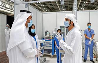 """الإمارات تسجل 1572 إصابة جديدة بفيروس """"كورونا"""""""