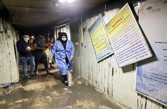 القضاء العراقي يأمر بالقبض على عاملين في مستشفى ابن الخطيب