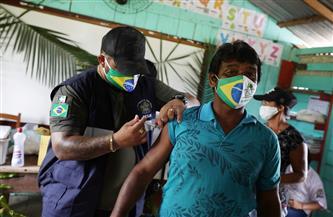 """البرازيل تسجل 74 ألفا و592 إصابة جديدة و2383 وفاة بفيروس """"كورونا"""""""