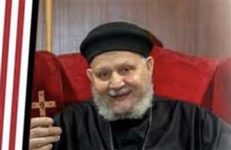 مطرانية الأقباط الأرثوذكس ببورسعيد تنعى وفاة قمص متأثرًا بفيروس كورونا