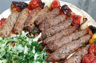 أطباق رمضان.. كباب متبل مشوي في الفرن