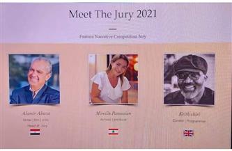 الأمير أباظة رئيسًا للجنة تحكيم مهرجان الأمل السينمائي الدولي باستوكهولم