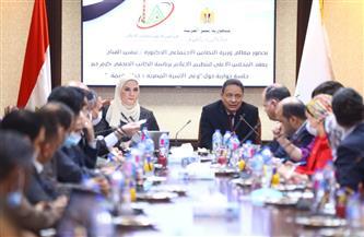 كرم جبر: مصر تشهد نهضة في المشروعات الاقتصادية وتمتد للاستثمار في البشر وبناء الشخصية  صور
