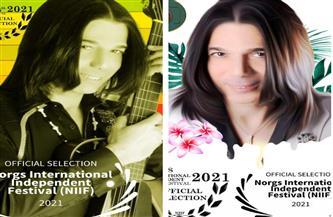 عازف الجيتار العالمي عماد حمدي: سعادتي كبيرة بالجوائز المحلية والعالمية   صور وفيديو