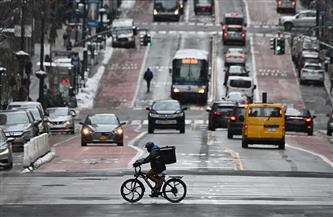 عمدة مدينة نيويورك يعلن اعتزامه فتح الأنشطة التجارية بكامل طاقتها غرة يوليو