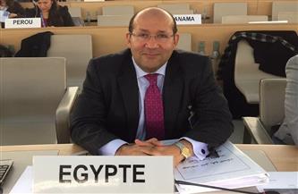 سفير مصر بإيطاليا: نسعى دئمًا للحفاظ على التراث الثقافي