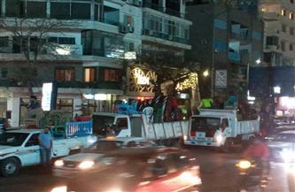 حملة لمتابعة الالتزام بقرارات مجلس الوزراء في حي البساتين