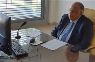 مندوب مصر بالأمم المتحدة والمنظمات الدولية يتسلم رئاسة المجموعة العربية في جنيف