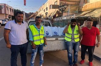 """""""مستقبل وطن"""" بشرم الشيخ يستمر في تنفيذ مبادرة إفطار صائم"""