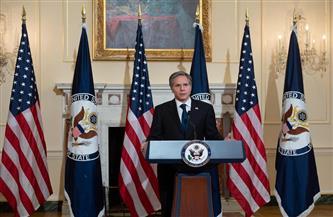"""بلينكن يدعو روسيا إلى وقف أعمالها """"العدائية"""" تجاه أوكرانيا"""