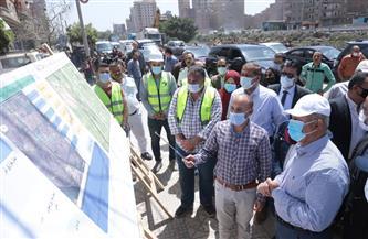 وزير النقل يتفقد أعمال إنشاء كباري كفر شكر وميت غمر وجمجرة ويوجه بتكثيف الأعمال  صور