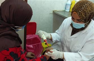 تنفيذ قافلة طبية علاجية بقرية ناصف بمركز السادات والكشف على 1005 مرضى خلال يومين