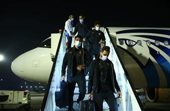 بعثة الأهلي تصل إلى القاهرة بعد التعادل مع المريخ السوداني