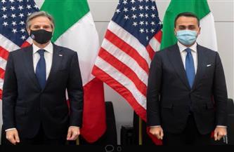 إيطاليا والولايات المتحدة: ندعم حل الأزمة الليبية