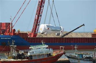 استئناف حركة الملاحة بميناء البرلس وانطلاق 160 مركب صيد عقب توقفها يومين