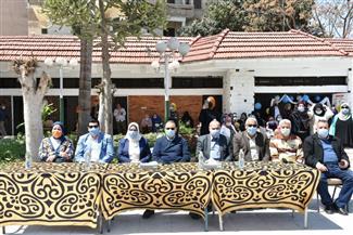 محافظ الشرقية يُشارك احتفالية يوم اليتيم لأبناء العاملين بالديوان  صور