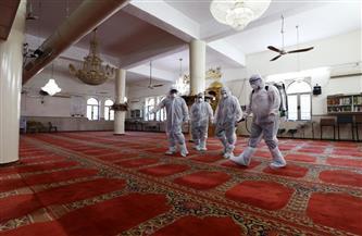 السعودية تعيد افتتاح 9 مساجد بعد تعقيمها لمواجهة كورونا