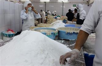 ضبط مصنع لإعداد وتجهيز أمعاء الحيوانات بالإسكندرية  صور