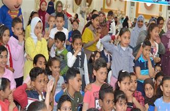 «حماة الوطن» يشارك في احتفالات يوم اليتيم