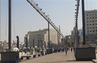 «بوابة الأهرام» ترصد المشاهد الأخيرة قبل انطلاق موكب المومياوات الملكية | صور