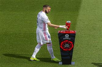 هدفان ملغيان وأسينسيو يتقدم لريال مدريد على إيبار في الشوط الأول