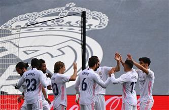 قبل الكلاسيكو.. ريال مدريد يهزم إيبار ويرتقي مؤقتًا للمركز الثاني