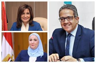 """""""يوم عظيم وتاريخي"""".. كيف وصف وزراء مصريون موكب المومياوات الملكية؟"""