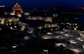 بدء مراسم موكب المومياوات الملكية من ميدان التحرير إلى متحف الحضارة بالفسطاط