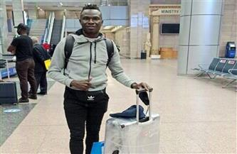 «أوكوي» ينضم لتدريبات الاتحاد السكندرى عقب عودته من أوغندا