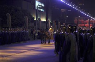 """""""رشا قلج"""": فخورة لكوني مصرية وأنتمي لحضارة عريقة"""