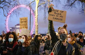 احتجاجات في إنجلترا ضد مشروع قانون ربما يقيد الحق في الاحتجاج