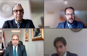 سفير مصر فى كندا يبحث سبل دعم التعاون الاقتصادى والثقافى والتجارى والعلمى مع كيبيك