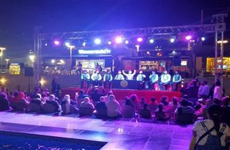 إقبال كبير على حفل «المرعشلي» للإنشاد الديني بـ«أهلي مدينة نصر»