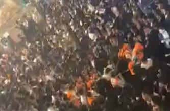28 قتيلاً في انهيار مدرّج خلال حفل ديني شمال إسرائيل