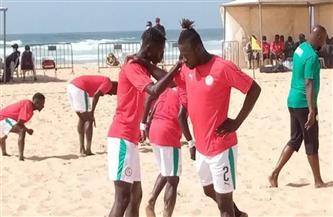 نجالي سيلا: السنغال تواجه المجهول في كأس الأمم الإفريقية للكرة الشاطئية