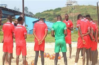 أوغندا تعد بمفاجأة في كأس الأمم الإفريقية للكرة الشاطئية